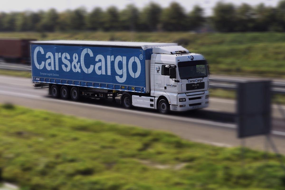 CarsCargo transport frankrijk