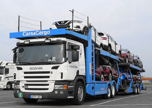 Cars&Cargo auto transport
